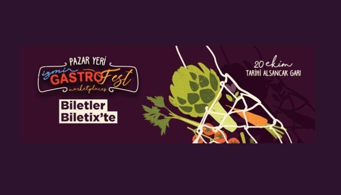 Gastronomi dünyası İzmir GastroFest'te buluşuyor