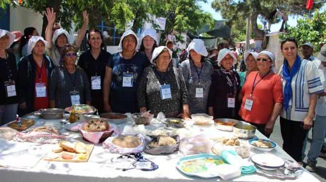 Yerel Lezzetler'de yemekler yarıştı