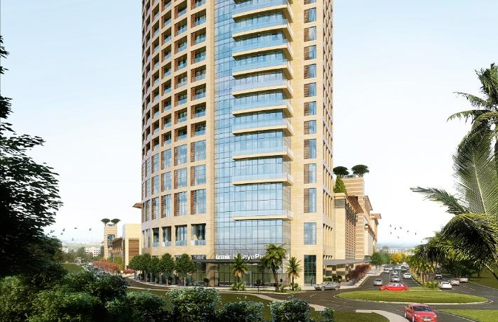 Hyatt ,İstinyePark İzmir Alışveriş Merkezinde açılıyor.