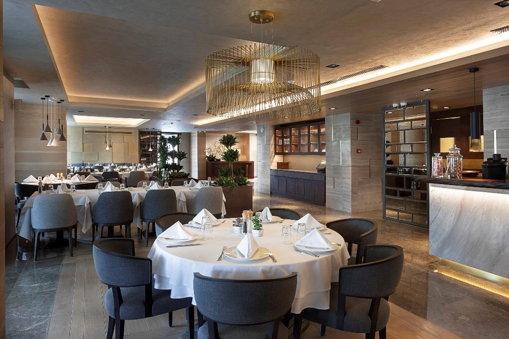 Seraf Restoran, Londra ve Dubai\'ye açılıyor