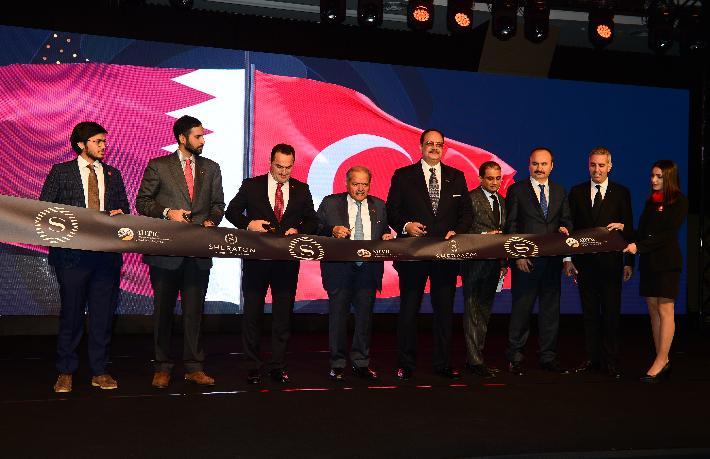 Sheraton\'ın en yeni oteli Beyoğlu\'nda açıldı