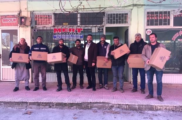 Adıyaman Belediyesinden çölyak hastalarına gıda yardımı