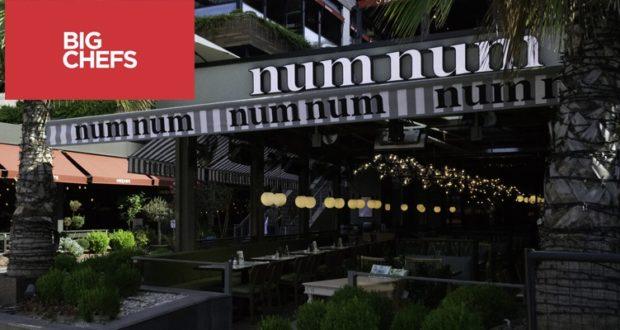 Big Chefs, 9 milyon 3 yüz bin tl karşılığında Numnum'ı satın alıyor.