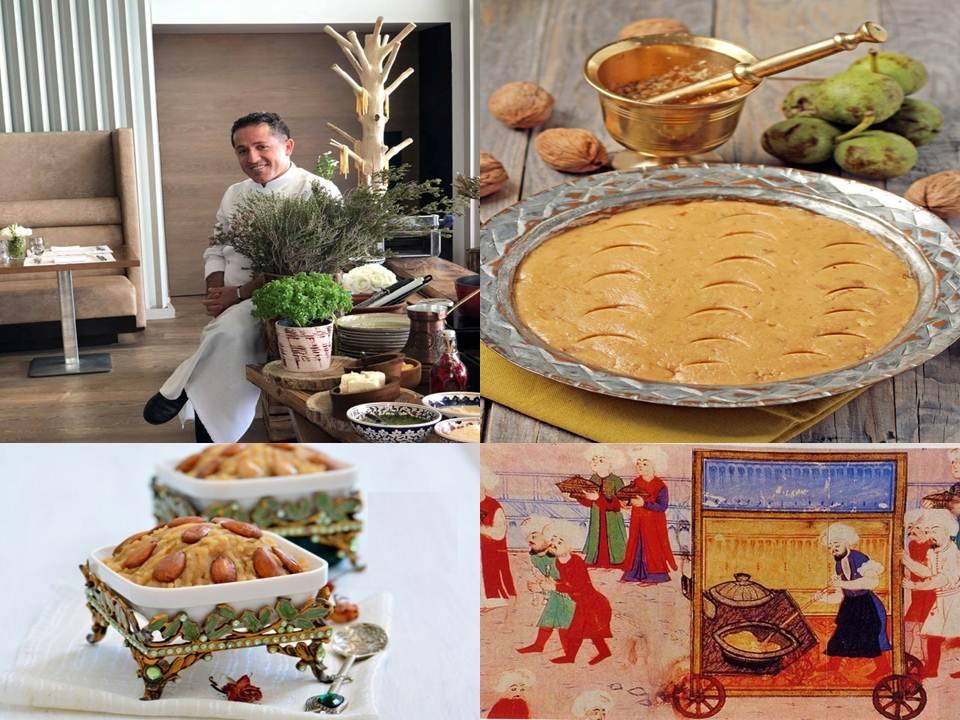 Pastry Chef Murat Karaman- Osmanlı da sohbetlerin vazgeçilmez geleneği: Helva