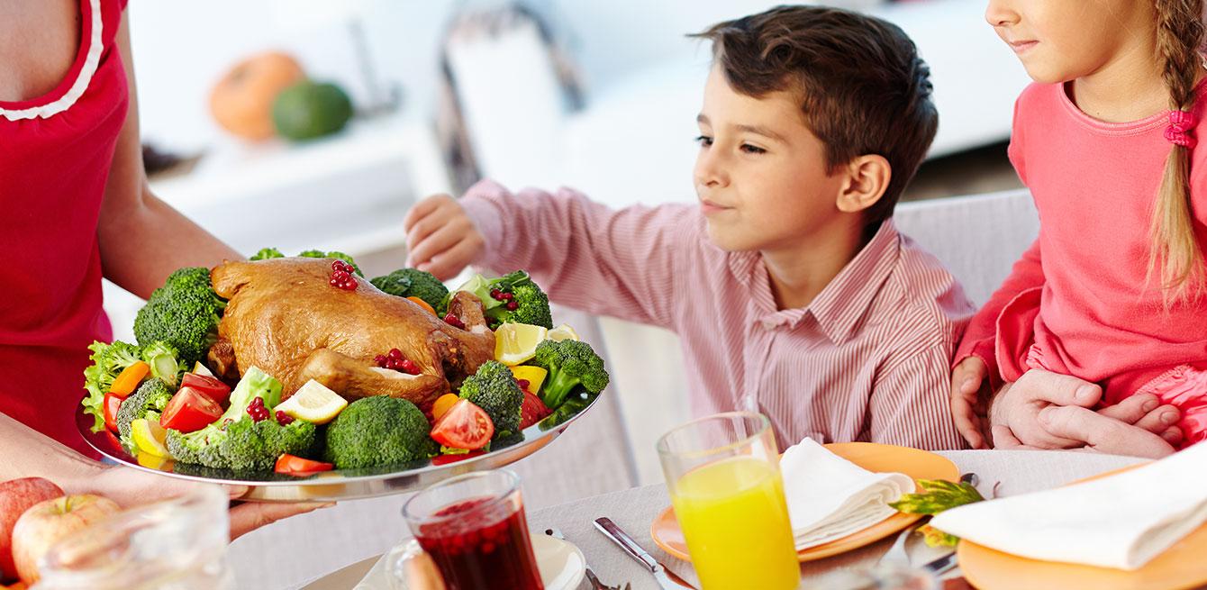 Sağlıklı ve leziz hindi eti Ramazan sofralarında