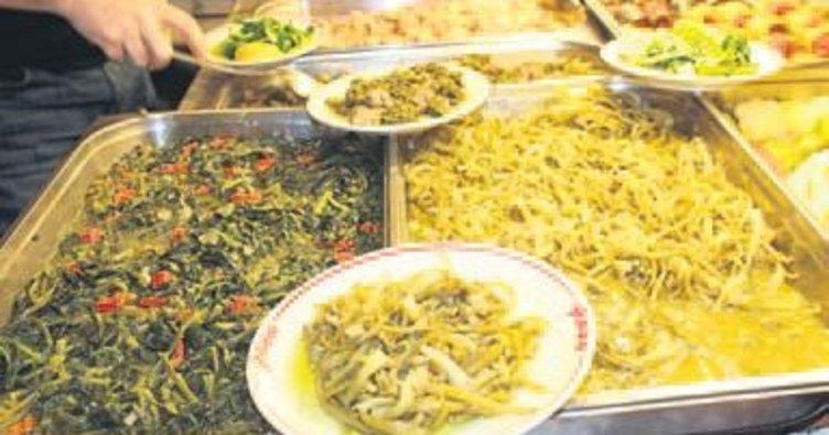 Ayvalık'ın ot yemeklerine festivalli tanıtım