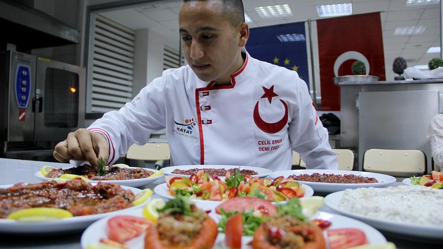 Hatay mutfağının lezzetleri UNESCO tarafından tescillenmiş oldu