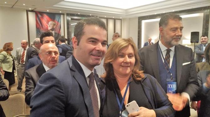 TYD\'nin yeni başkanı Oya Narin