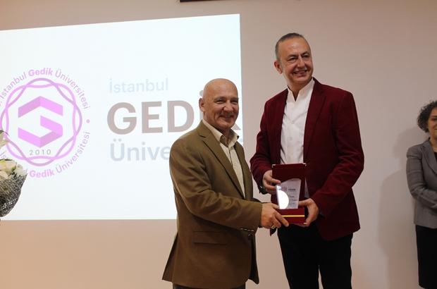 Ünlü Şef Tahir Tekin Öztan, Gaziantep\'in gastronomideki başarı öykülerini anlatı