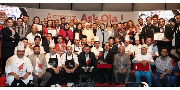 Ateşbaz Veli Aşçı Dede Mutfak Kültürü Günleri Sona Erdi