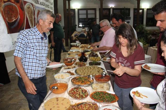 Arapgir Mutfağı Görücüye Çıktı