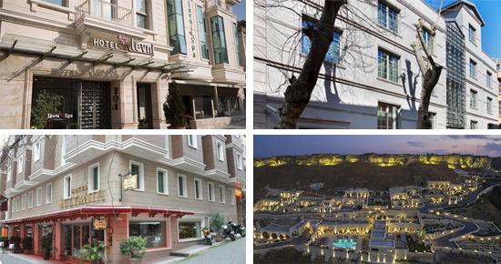 TripAdvisor 2018\'in en iyi otellerini açıkladı, işte listedeki Türk otelleri
