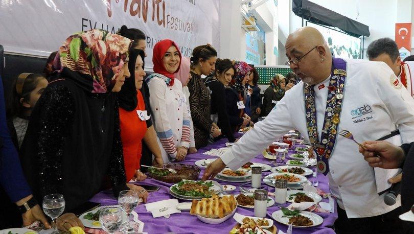 Kayseri\'de Mantı Festivali