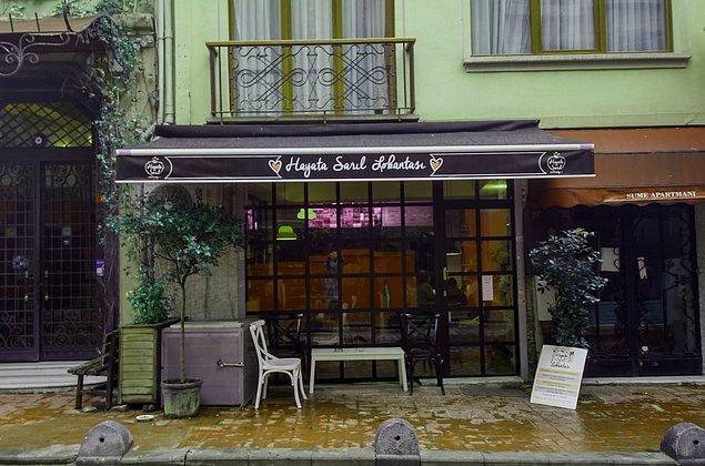 Türkiye'de bir ilk: Evsizler için lokanta açıldı