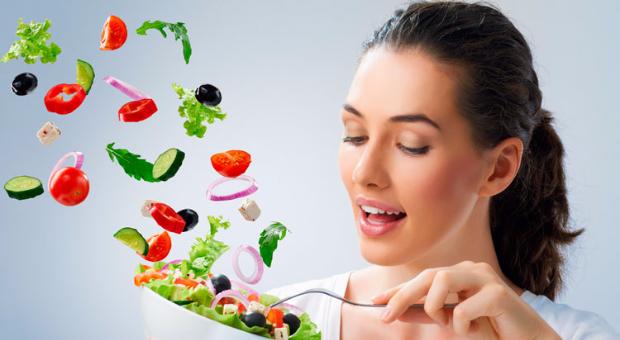 Sağlıklı beslenmeye \'ünlü\' desteği