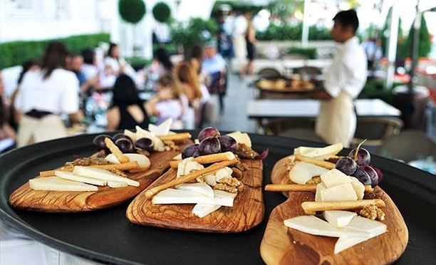 Gastronomi turizminde hedef yükselttiler
