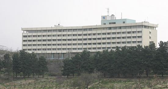 Intercontinental Hotel\'e silahlı saldırı, ölü ve yaralılar var