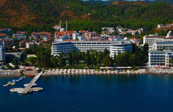 Şahenk D-Resort Grand Azur\'u TUI\'ye satıyor