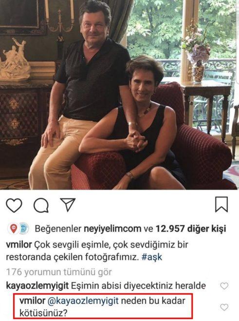 """Ünlü gastronomi yazarı Vedat Milor'u sinirlendirdiler: """"Neden bu kadar kötüsünüz?"""""""