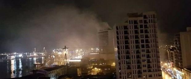 Cengiz Kurtoğlu 12 kişinin öldüğü yangından son anda kurtuldu