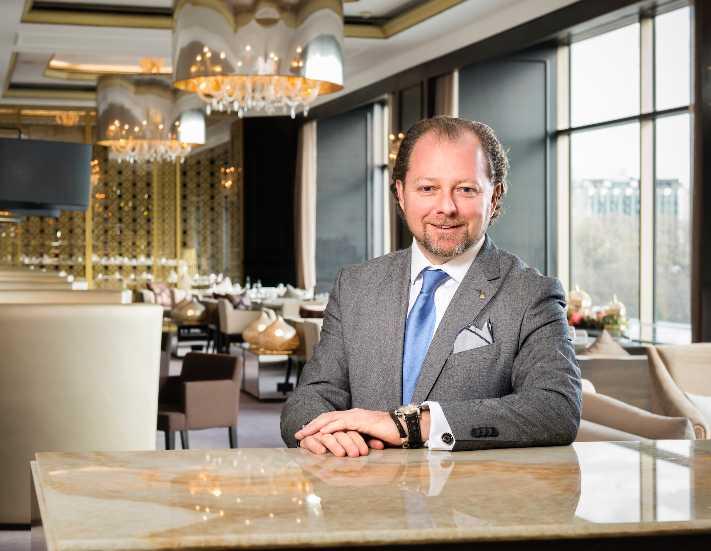 The Ritz-Carlton İstanbul'a yeni müdür