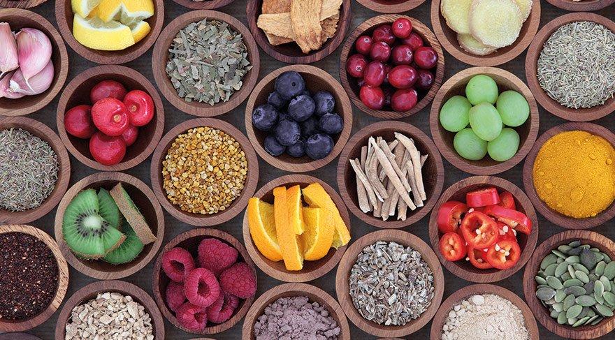 Faydaları renklerinde saklı… Antosiyanin zengini gıdalar nelerdir?
