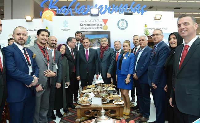 Travelexpo Ankara 3.Uluslararası Turizm Fuarı ve Gastronomi Zirvesi Başladı