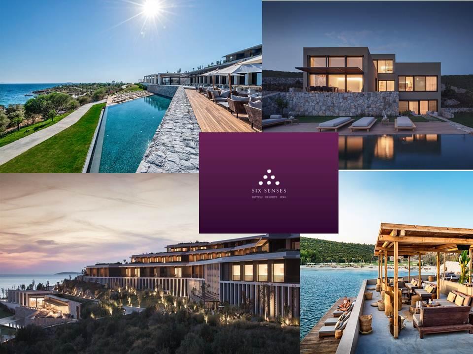 20 Ülkede Otel İşletmesi Bulunan Six Senses Türkiye\'de...