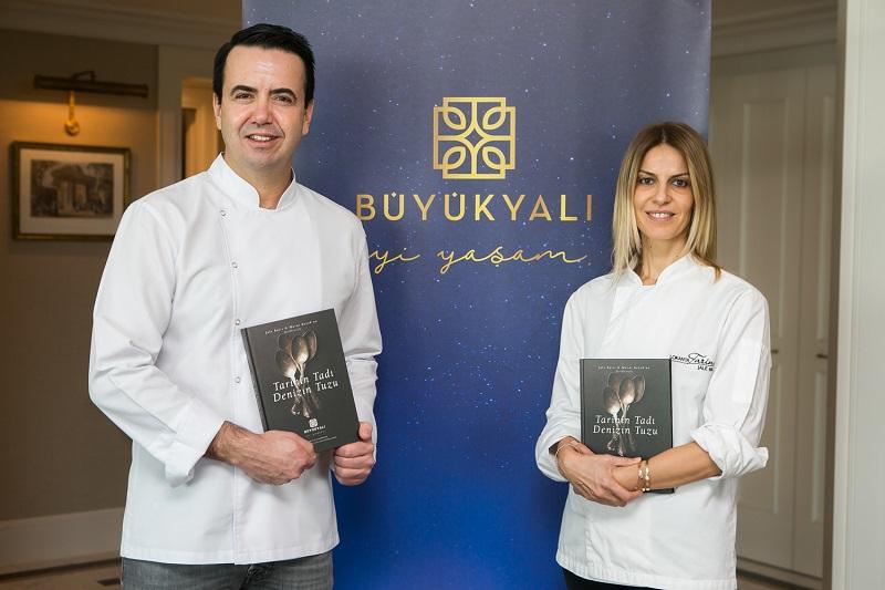 Jale Balcı ve Murat Bozok -  Tarihin Tadı Denizin Tuzu Kitabı Çıktı.