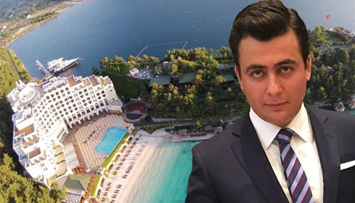 Marmaris\'teki oteli Melih Gökçek\'in oğlu mu satın aldı?