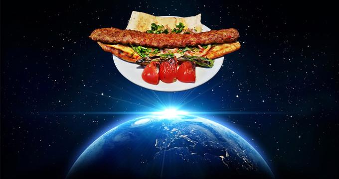 Uzaya Kebap Yollayan Restoran, Guinness Rekorlar Kitabı\'na Girmek İstiyor