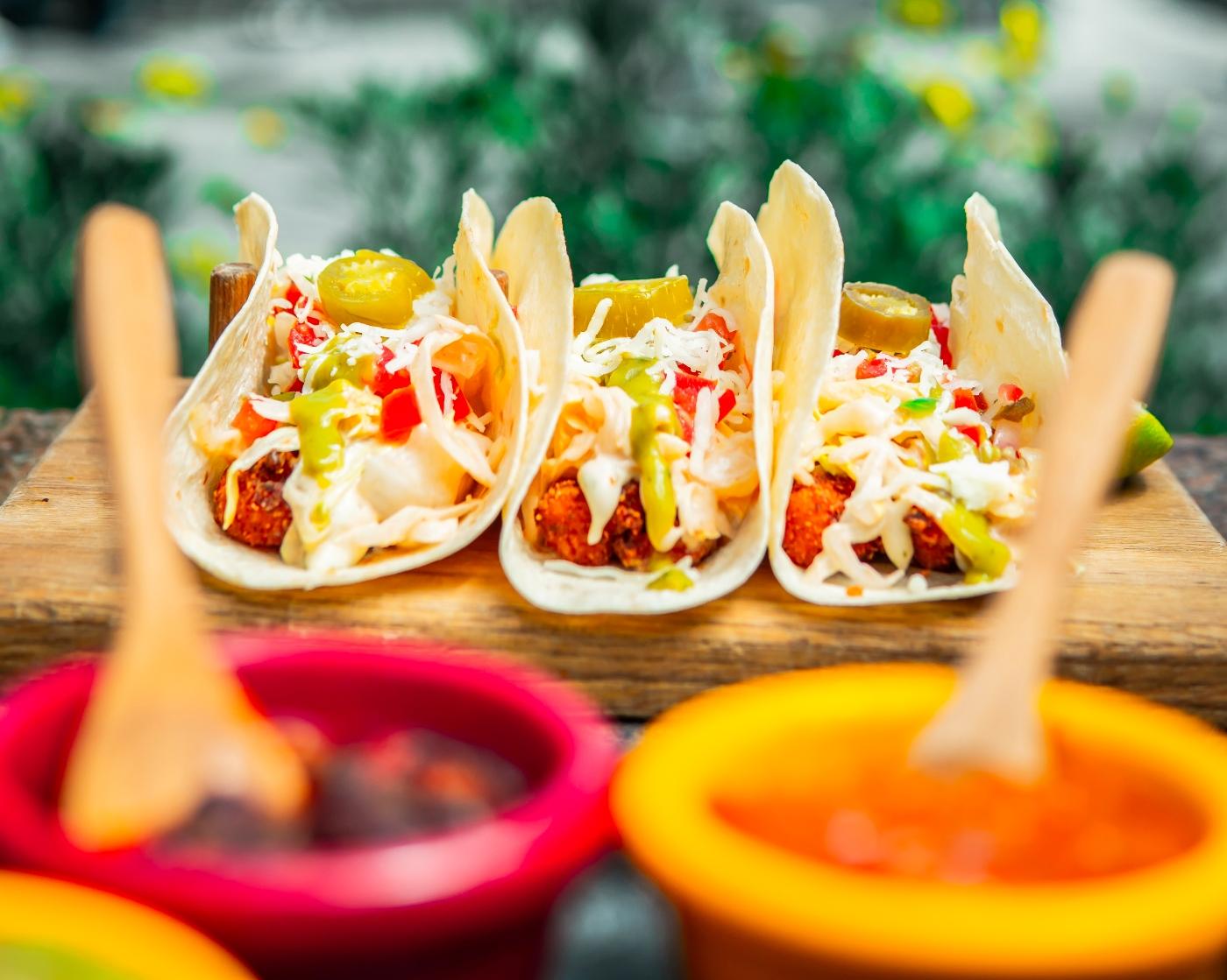 Şehrin Meksikalısından yaza özel fit lezzetler