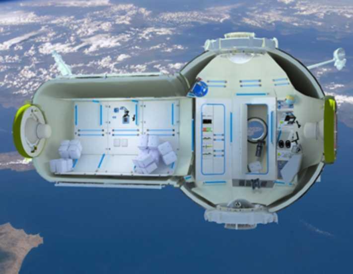 Rusya uzaya otel kuruyor
