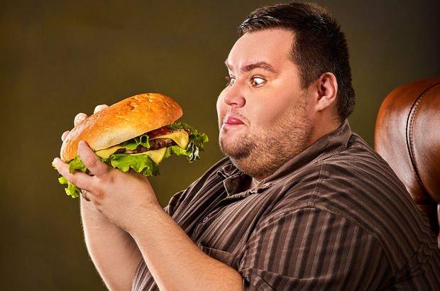 Tat almanın azalmasıyla aşırı yemek yenip, obezite ortaya çıkıyor