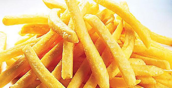 Patates kızartmasına AB standardı geliyor