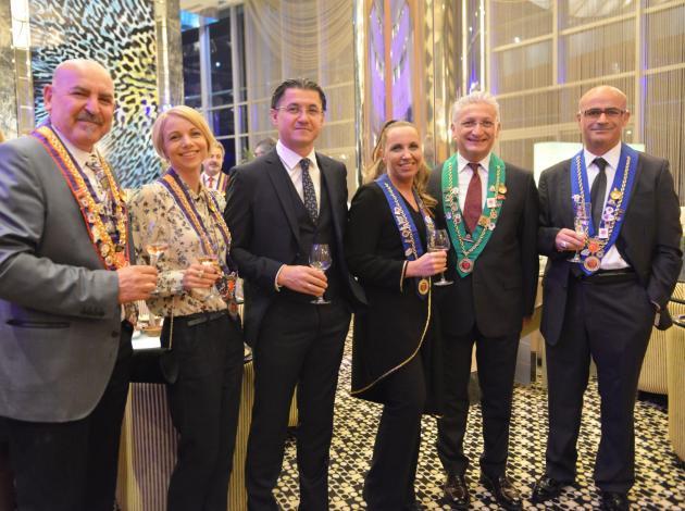 Gurmeler Calista Luxury Resort Hotel'de buluştu