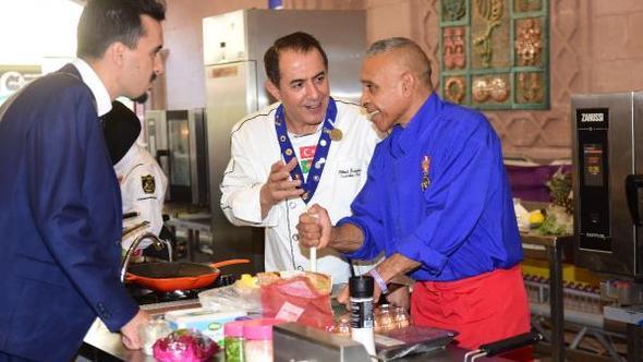 Venezuela\'dan Altın Kepçe\'de 3 madalya