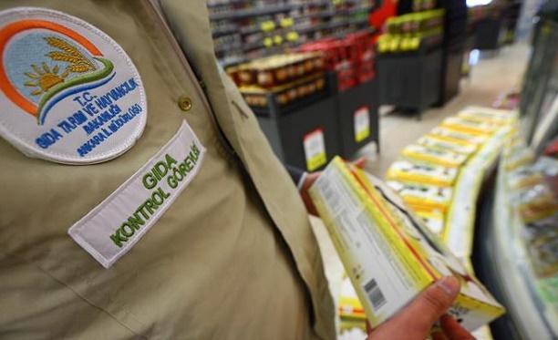 Kayıt dışı 25 bin gıda işletmesine ceza
