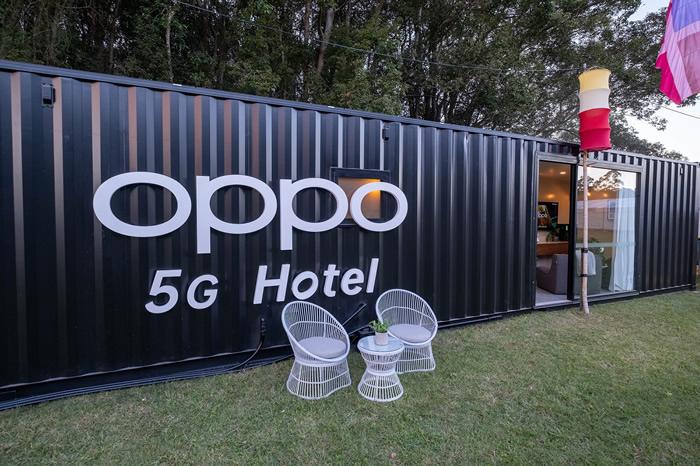 Dünyanın ilk 5G oteli kapılarını açtı