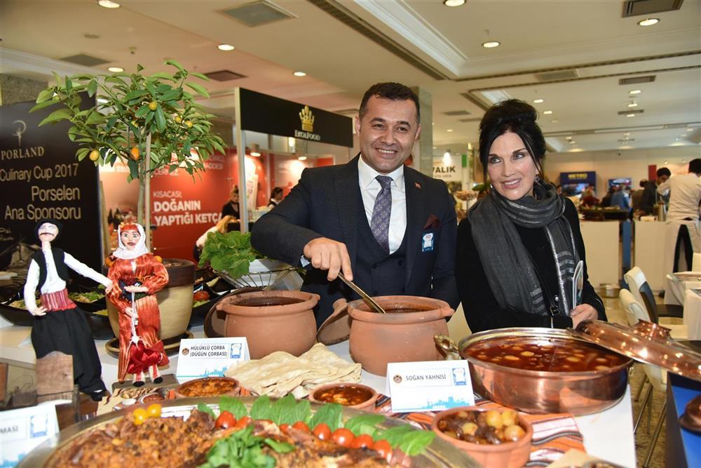 6. Altınkepçe Uluslararası Yemek Yarışması Başladı