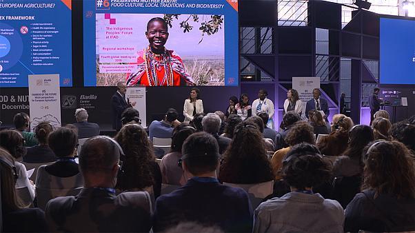 Uluslararası Gıda ve Beslenme Forumu\'nun 10\'uncusu İtalya\'nın Milano kentinde yapıldı.