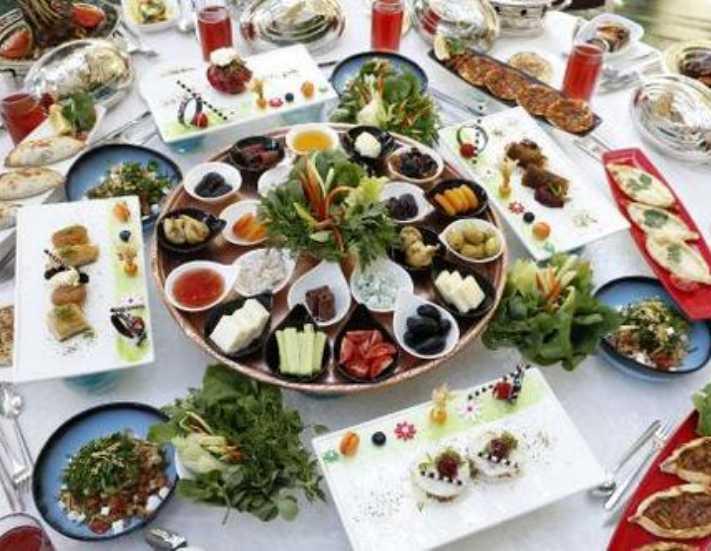 Antalya\'nın 200 yıllık yemekleri Ramazan menüsünde
