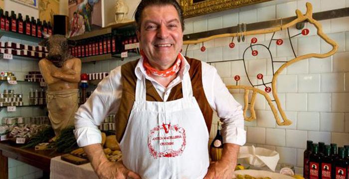 Dünyanın en ünlü kasabı Dario Cecchini