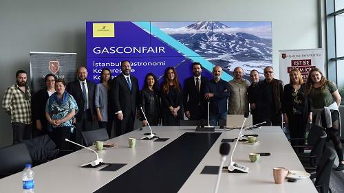 Gastronomi sektöründe bir ilk: GASCONFAIR