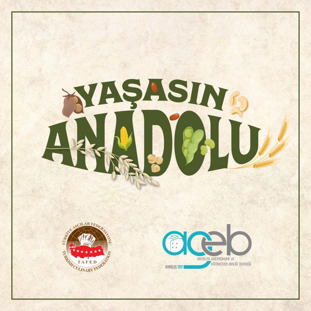 TAFED: YAŞASIN ANADOLU / 15-18 Ocak 2020