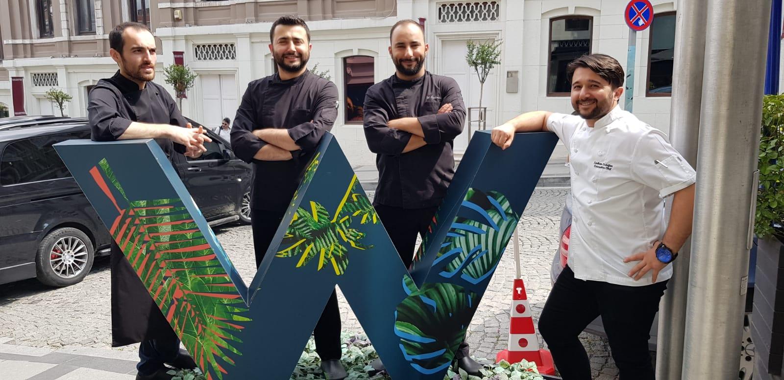 Şef Serkan Erdoğan ile We Have a Secret Açıldı...