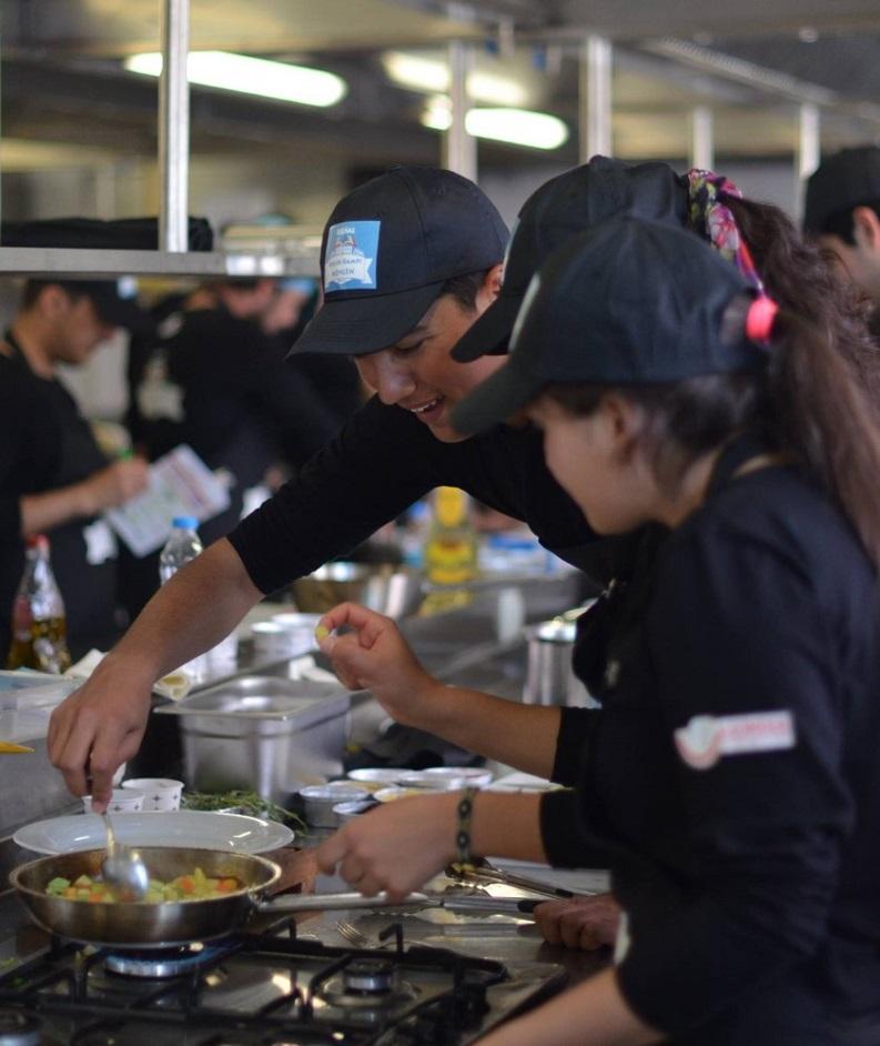 Aşomder III. Ulusal Aşçılık kampı için hazır