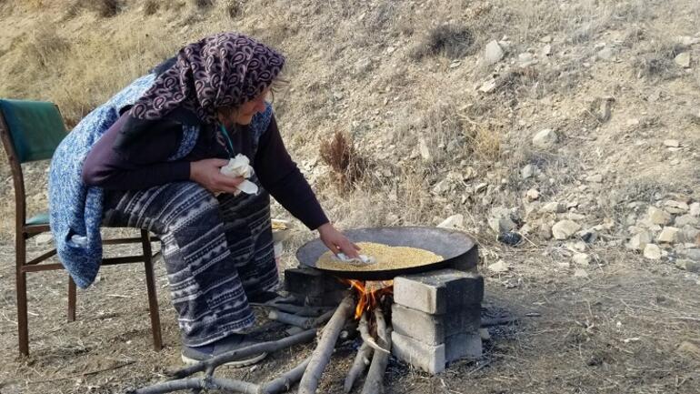 Geçmişi yüzyıllara dayanan geleneksel yemek \