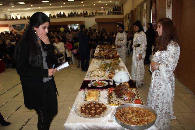 Kurtalan\'da Yöresel Yemek Yarışması