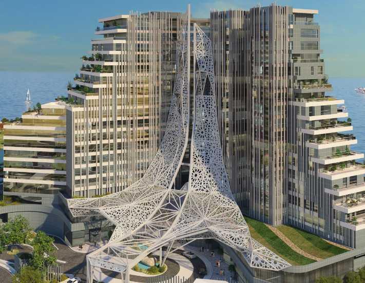 İstanbul da Yükselen 13 Moda  Otel Konseptli Projeler